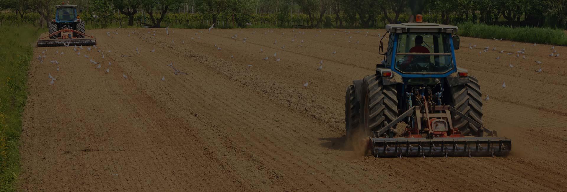 ATTREZZATURE PER AGRICOLTURA